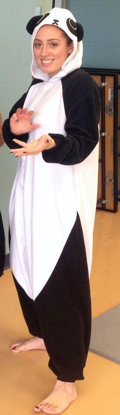 Kung-Fu Panda Costume