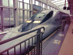新幹線 ひかりRailstar 700系 岡山駅