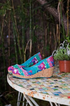 Desigual shoes! Put some colors on your feet!