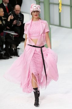Chanel Couture SS15 Review And Pictures   Marie Claire