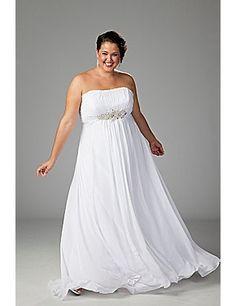 wedding dresses for plus size women | Plus Size Wedding Dresses