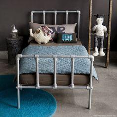 Stoer bed! #jongenskamer #kinderkamer #kindermeubels | fredericlucano