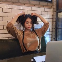 Ulzzang Asian beauty