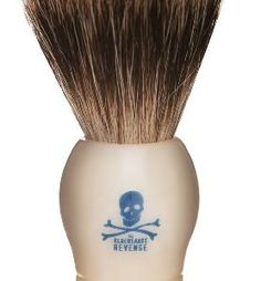Shaving Creams, Foams & Gels Bath & Body Confident The Bluebeards Revenge The Ultimate Doubloon Shaving Brush 1 Piece Men