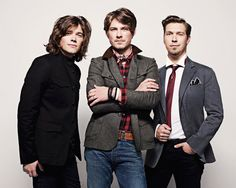 "Good Grief! The ""MmmBop"" Hanson Brothers grew up when I wasn't paying attention."