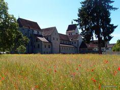 Benedictine Abbey of Reichenau founded in 724