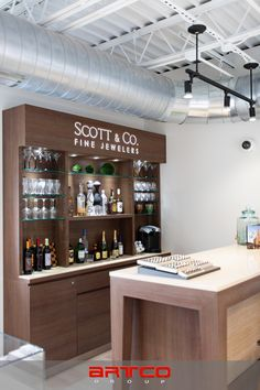 Manufacture & Design of Store Fixtures by Artco Group. #RetailDesign #RetailStoreFixtures #Luxuryretail Store Fixtures, Retail Design, Jewelry Stores, Liquor Cabinet, Jewels, Group, Furniture, Home Decor, Decoration Home