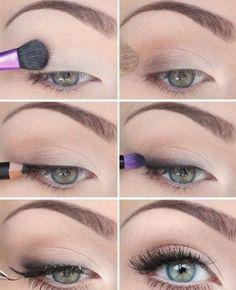 Maquiagem Discreta para o dia a dia - Cantinho das Ideias