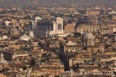 Rome is definitely on the short list