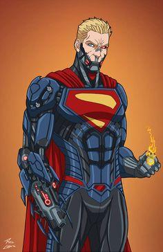 Grandmaster commission by phil-cho on DeviantArt Dc Comics Super Heroes, Dc Comics Art, Dc Heroes, Marvel Dc Comics, Comic Villains, Superhero Characters, Dc Comics Characters, Comic Books Art, Comic Art