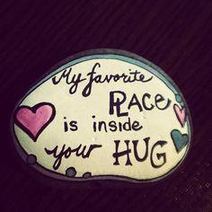 Hugs are my favorite.