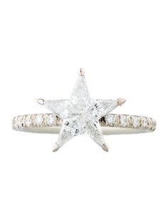 1.61ctw Diamond Star Ring....Moma was our diamond!! Mpp and kph