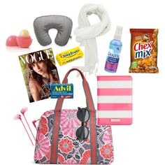 The Perfect Carry On by downywrinklereleaser on Polyvore.