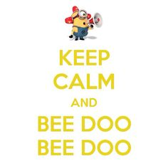 Sage advice from minions