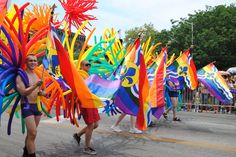 St. Louis' Annual Pride Fest in Tower Grove Park!