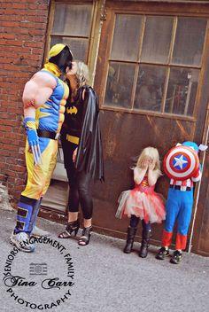 superheroes ❤️