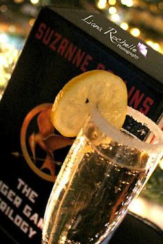 Drinks based on the Hunger Games....oh boy....I see a night of HG drinks in a few people's futures....