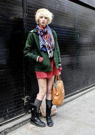 Milly, Brick lane Fashion