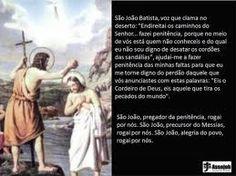 Resultado de imagem para oração de são João Batista