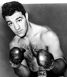 Rocky Marciano (born Rocco Francis Marchegiano; September 1, 1923 – August 31, 1969) was an American professional boxer and the World Heavyweight Champion from September 23, 1952, to April 27, 1956. Marciano is the only champion to hold the heavyweight title and go untied and undefeated throughout his career. Marciano defended his title six times.