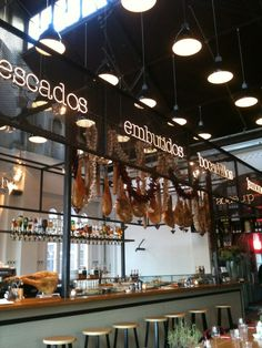 Inspired by Spanish marketplaces: restaurant mercat.nl, amsterdam