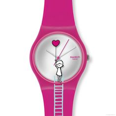 Swatch Belief of Love Watch GZ241  GOT IT