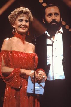 Tammy Wynette and Ray Stevens
