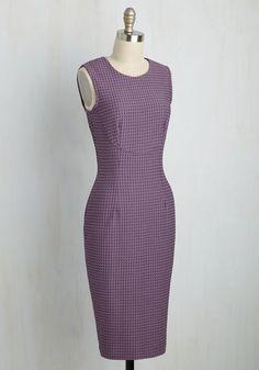 An Office You Can't Refuse Dress | Mod Retro Vintage Dresses | ModCloth.com