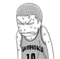 Slam Dunk Anime, Cute Anime Guys, Comic Panels, Kuroko No Basket, Anime Naruto, Slammed, Samurai, Burton Snowboards, Otaku