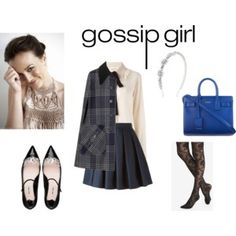Another Blair Waldorf