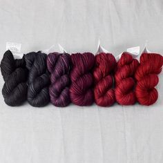 The Edge of Temptation Gradient Set includes seven mini skeins. From black to red, the colors are: Temptation, Provocation, Persuasion, Devotion, Passion, Obsession, and Seduction. Gradient Set Seven #followback #seduction #passion #seduction #passion #followback #passion #seduction #followback #sexy #passion #seduction #seduction #followback #sexy #passion #passion #followback #seduction #sexy