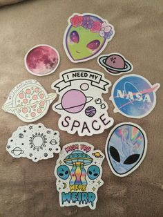 Make one special photo charms for your pets, 100% compatible with your Pandora bracelets. 9 cute space themed tumblr inspired laptop/planner stickers