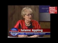Wisconsin Family Action Homophobe Says Marriage Equality Will Make Adult-Child Marriages Acceptable