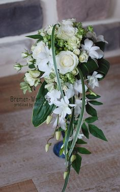 design 1 - modern shower bouquet - cost around £95.00
