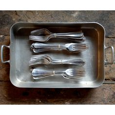 French Cooking Pan