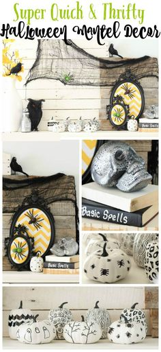 Here I have brought 20 cute and scary DIY Halloween decorations that will really inspire you to make your home scary and just like Boooo!
