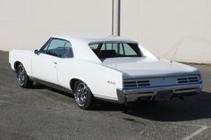 White 1967 GTO - Rear Shot 1967 Gto, Fancy Cars, Pontiac Gto, Le Mans, Northern California, Airplanes, Muscle Cars, Chevy, Boats