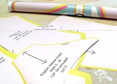 How To: Digitize Your Sewing Patterns