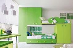 Warna Cat Rumah Minimalis Tampak Depan dan Bagian Dalam 2014 4 - Warna cat kamar tidur anak
