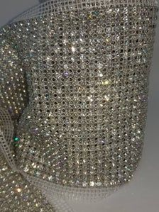 Rhinestone Trim Crystal Trim Rhinestone Chain Silver   Etsy Diy Crystals, Stones And Crystals, Glitter Furniture, Etsy Fabric, Bling Shirts, Jewelry Model, Silver Rhinestone, Diy Necklace, Diy Crafts
