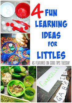 4 Fun Learning Ideas