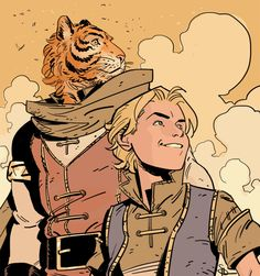 docshaner:  Because today is Mike Wieringo's birthday.
