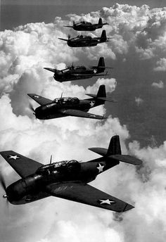 """The famous Flight 19 - """"The Lost Patrol"""" Flight 19 was the designation of five TBM Avenger torpedo bombers that disappeared over the bermuda-triangle on 5dec1945 during a US navy overwater navigation training flight. all 14 airmen were lost, as were all 13 crew members of a PBM mariner flying boat assumed by professional investigaters to have exploded in mid-air while searching for the flight. Navy investigators could not determine the cause of the loss of flight19.."""