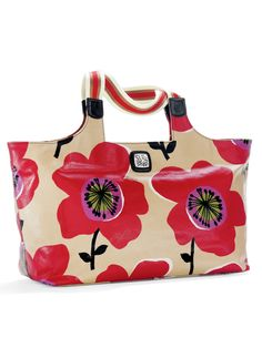 Poppywalk Super Tote                                                       I LOVE this! We used to call my dad poppy....so I love any purse with his nickname in it!