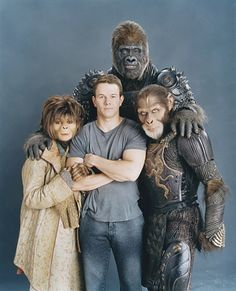 Planet of apes