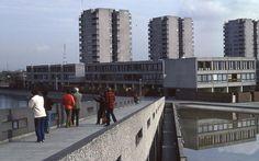 Tavy Bridge, Thamesmead, c1970
