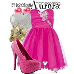 """Aurora"" by lalakay on Polyvore #disney"