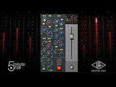 "Learn how to Dial in the ""Neve Sound"" - Blog - Universal Audio"
