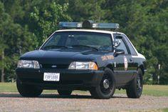 Florida Highway Patrol Troop A | 1992 FHP SSP Mustang