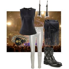"""""""Rock revival concert"""" by mollylsanders on Polyvore"""